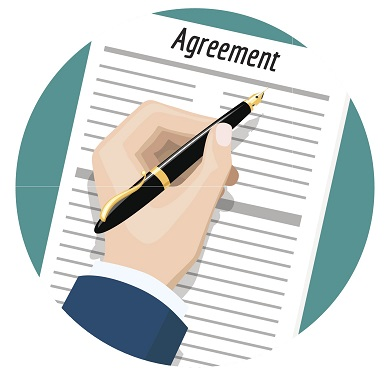 agreement commissioned