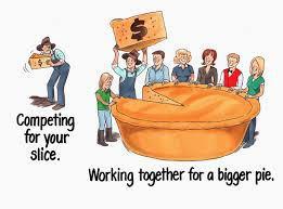 Expanding the Pie